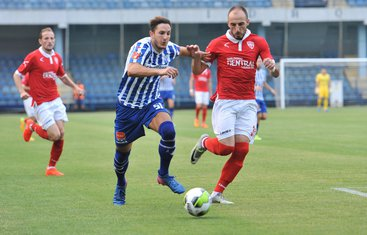 FK Budućnost - FK Iskra