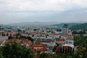 Ljubljana, Jasnina putovanja