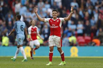Aleksis Sančes Arsenal