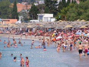 Slovenska plaža Budva