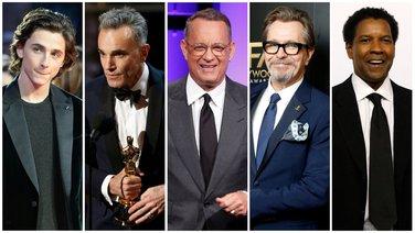 Glumci, Zlatni globus