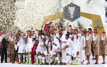 Fudbalska reprezentacija Katara