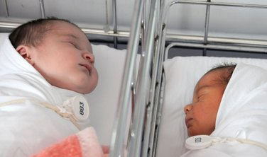 bebe, porodilište