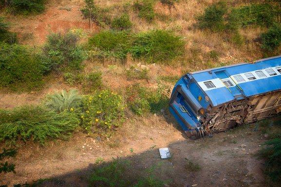 Voz, nesreća