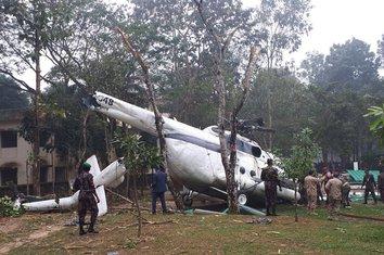 Bangladeš helikopter