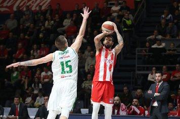 Crvena zvezda - Olimpija ABA liga