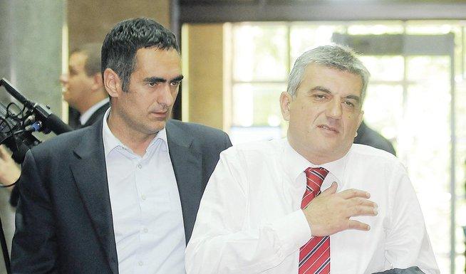 Aleksandar Damjanović, Mladen Bojanić