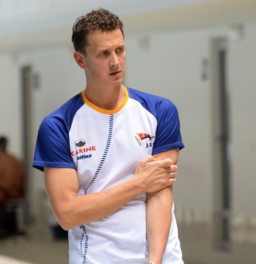 Vladimir Gojković VK Jadran Carine