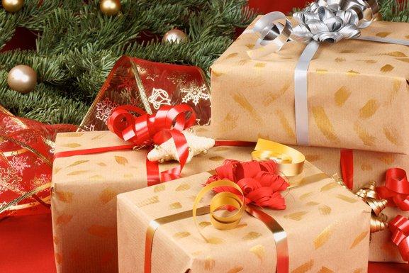 pokloni, Božić