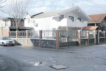 kuća Almir Beriša