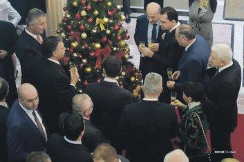 novogodišnji koktel Vlada
