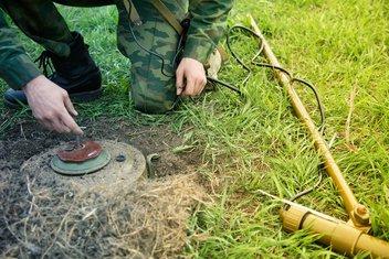 Uništavanje mina