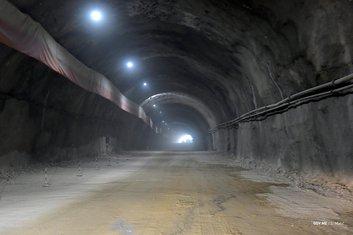 tunel Klopot