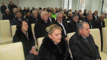 Komemoracija Nebojša Milošević