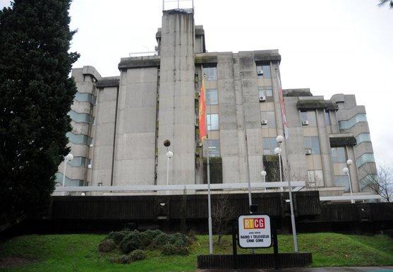 Zgrada RTCG