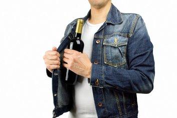 lopov, alkohol, krađa