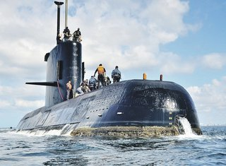 Podmornica San Huan, Podmornica San Juan