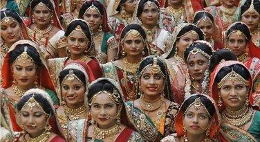 India masovno vjenčanje