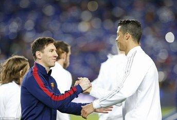 Mesi Ronaldo