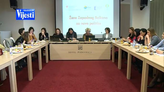 Žene Zapadnog Balkana za nove politike