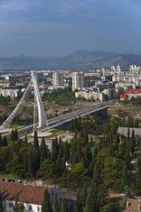 Podgorica, panorama