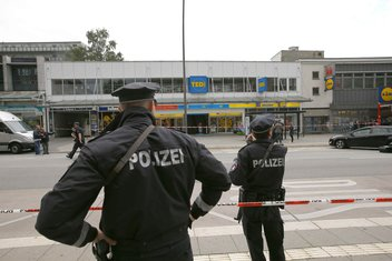 Hamburg napad