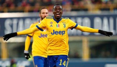 Blez Matuidi Juventus