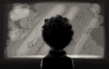 Život kao crtani film