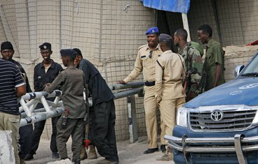 Somalija napad