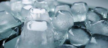 led, kockice leda
