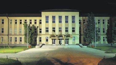 Gimnazija Panto Mališić, Berane