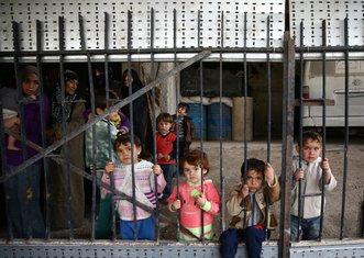 Damask, djeca