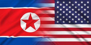 Sjeverna Koreja, SAD