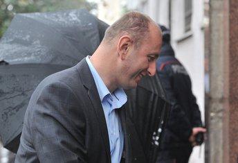 Suđenje državni udar, Milan Knežević