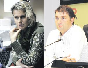 Danijela Stešević, Danilo Mrdak