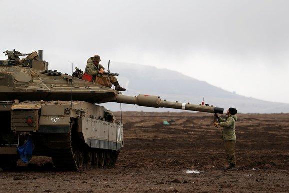 Izrael, vojska