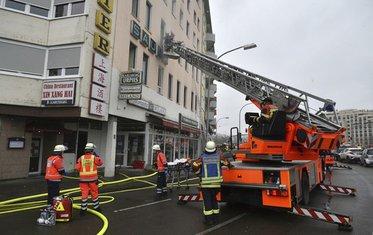 Požar u Njemačkoj