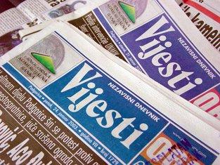 Vijesti, novine