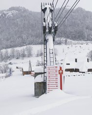 Kolašin snijeg