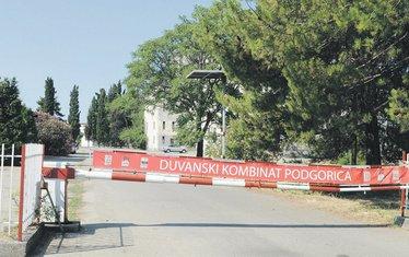 DKP, Duvanski kombinat