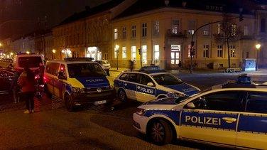 Potsdam eksploziv, Njemačka eksploziv