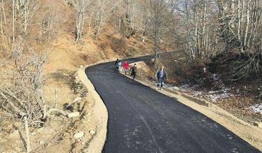 put Javorje