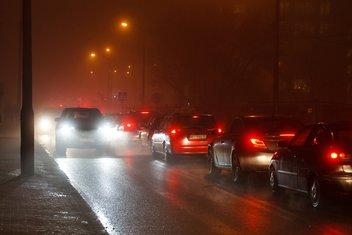 saobraćaj, magla
