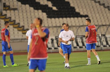 Dragan Kažić FK Budućnost