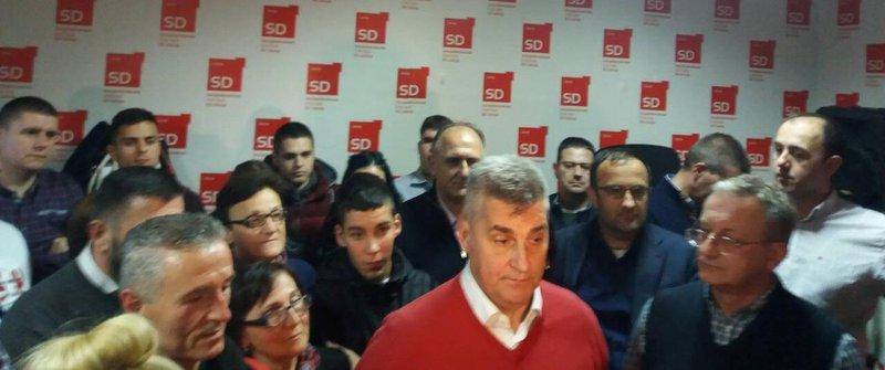 Socijaldemokrate Cetinje