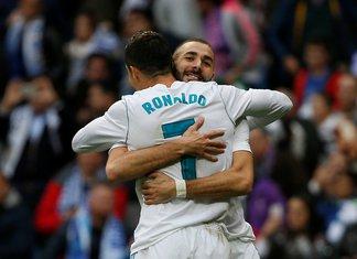 Ronaldo Benzema