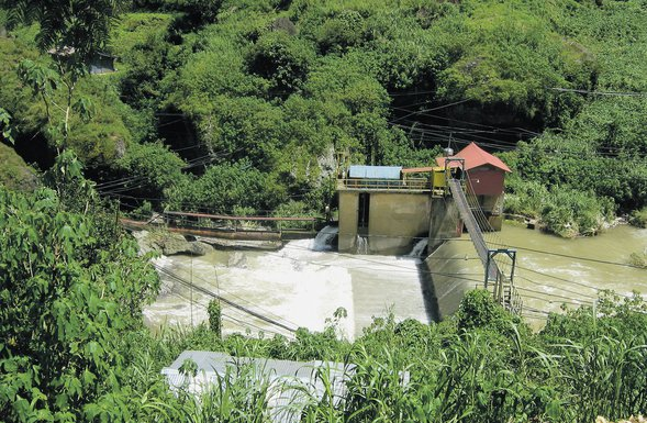 Mala hidroelektrana (Novine)