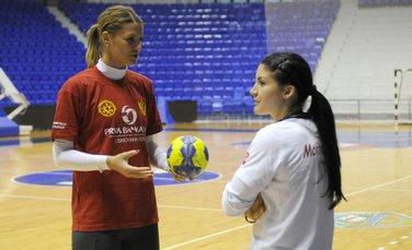 Katarina Bulatović i Jovanka Radičević