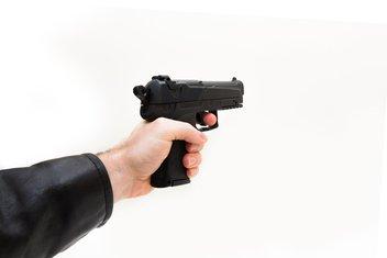 Pištolj, ubica