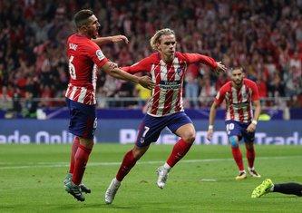 Antoan Grizman Atletiko Madrid
